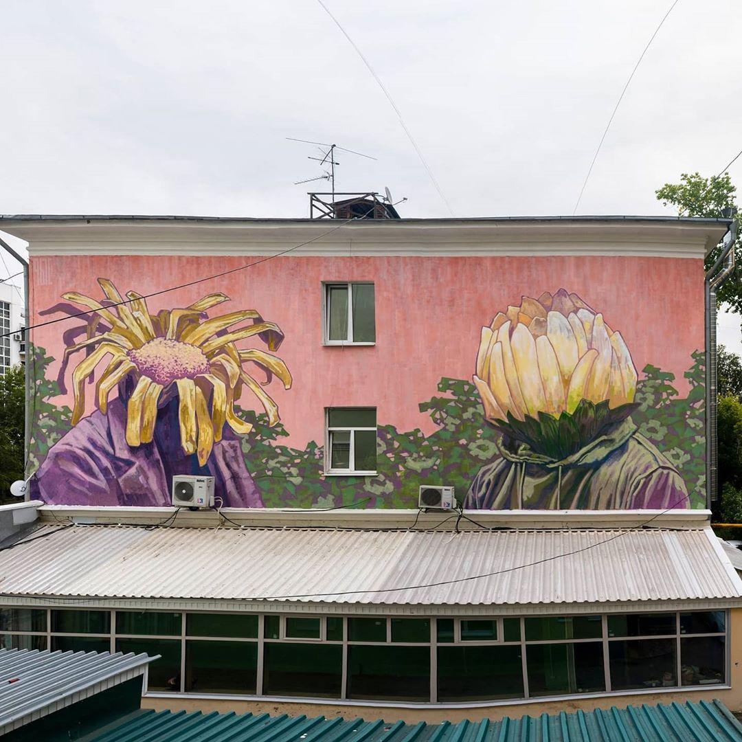 Rustam QBic @ Samara, Russia