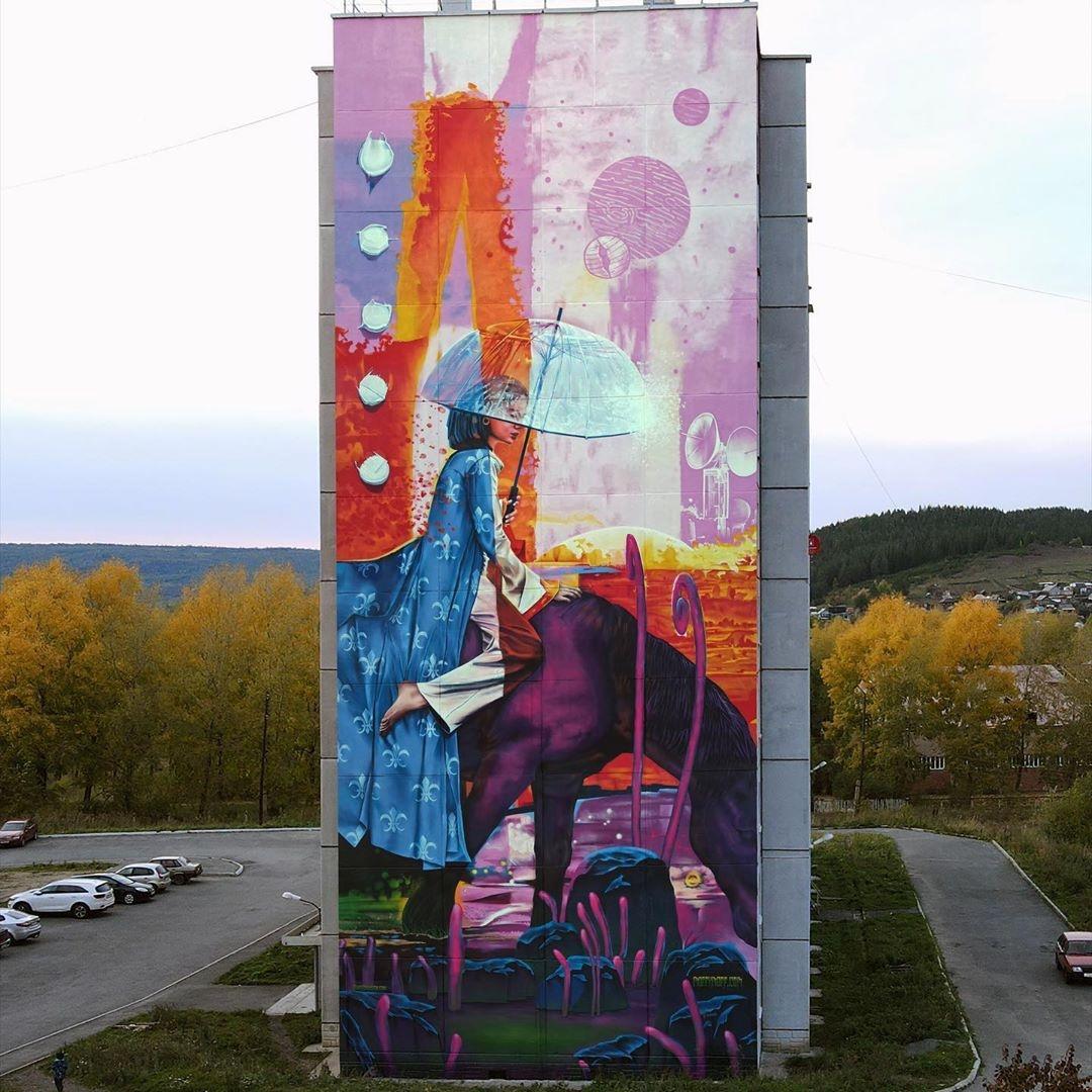 Slava Moff @ Bakal, Russia