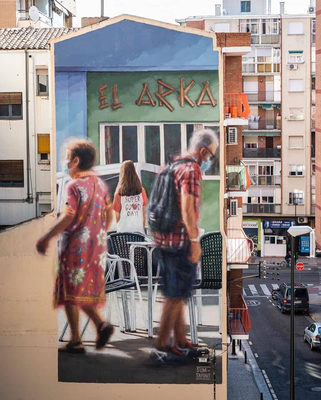 SLIM @ Zaragoza, Spain