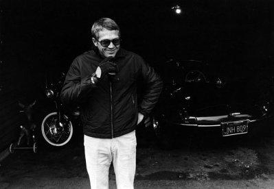 Steve McQueen, anni '60 by William Claxton