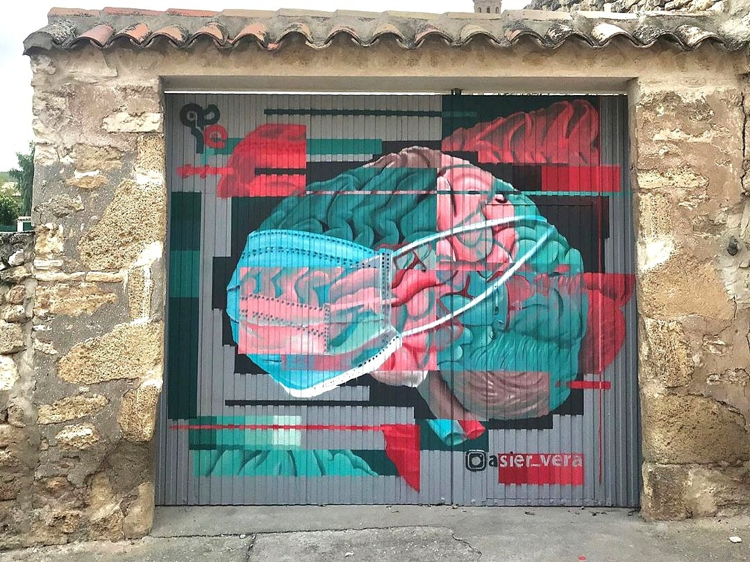 Asier @ Fuendetodos, Spain