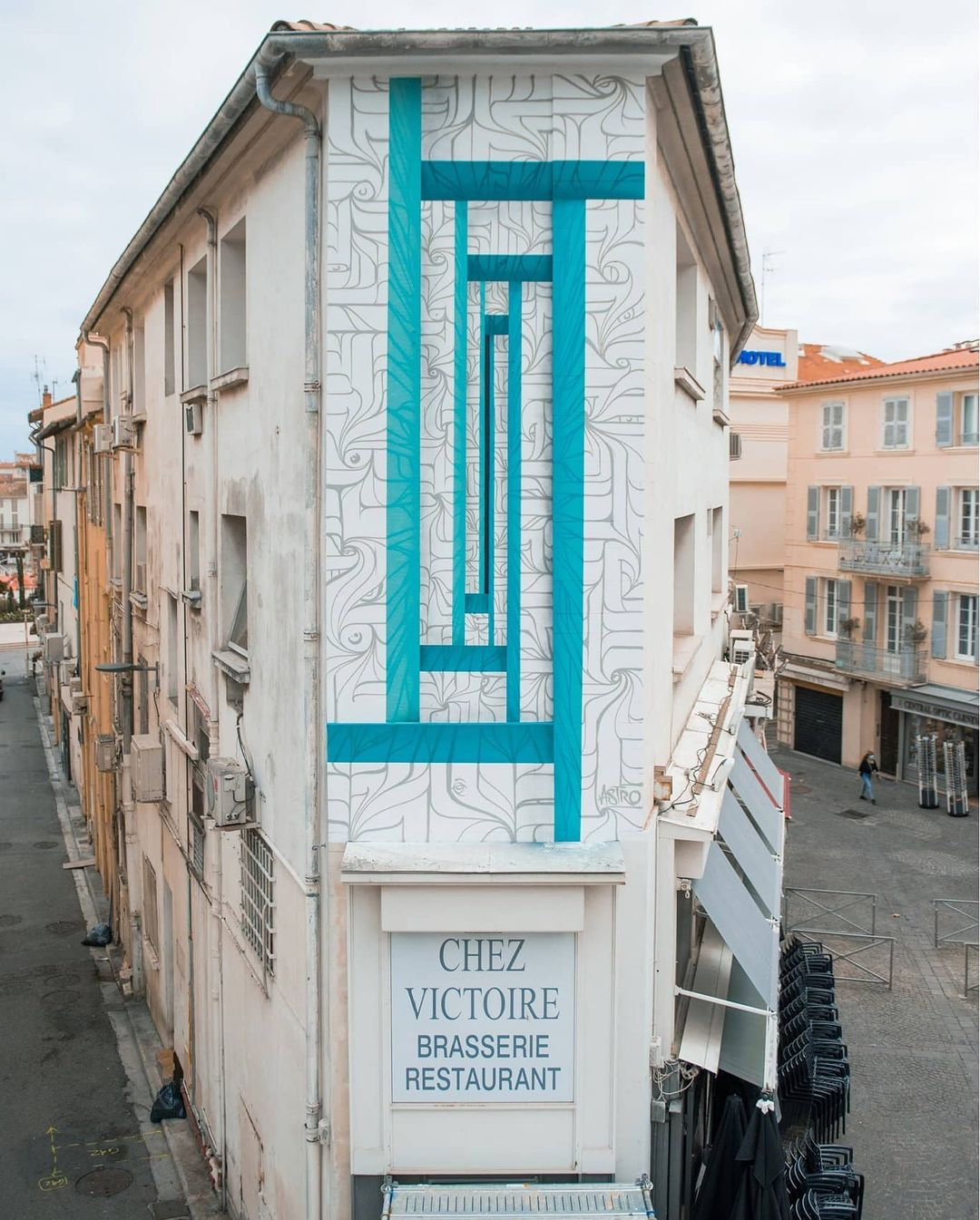 Astro ODV @ Antibes, France