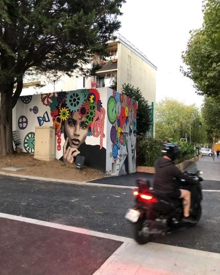 B.AX @ Paris, France