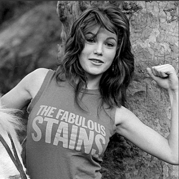Diane Lane. Anni '80