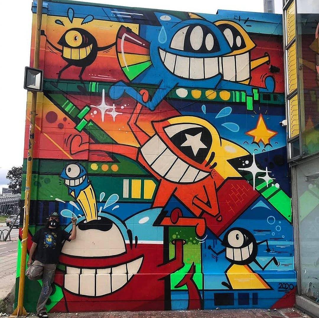 El Pez @ Bogota, Colombia