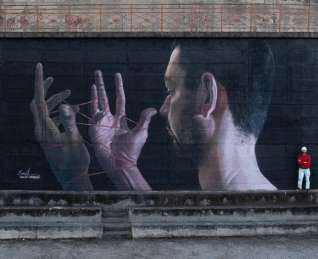 Emeid @ Rose, Italy