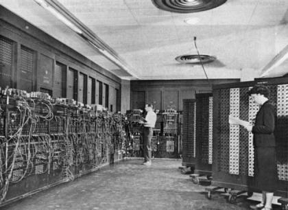 L'ENIAC, il primo computer mai costruito