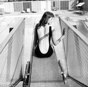 L'ispirazione per Jessica Rabbit, Vikki Dougan 1957