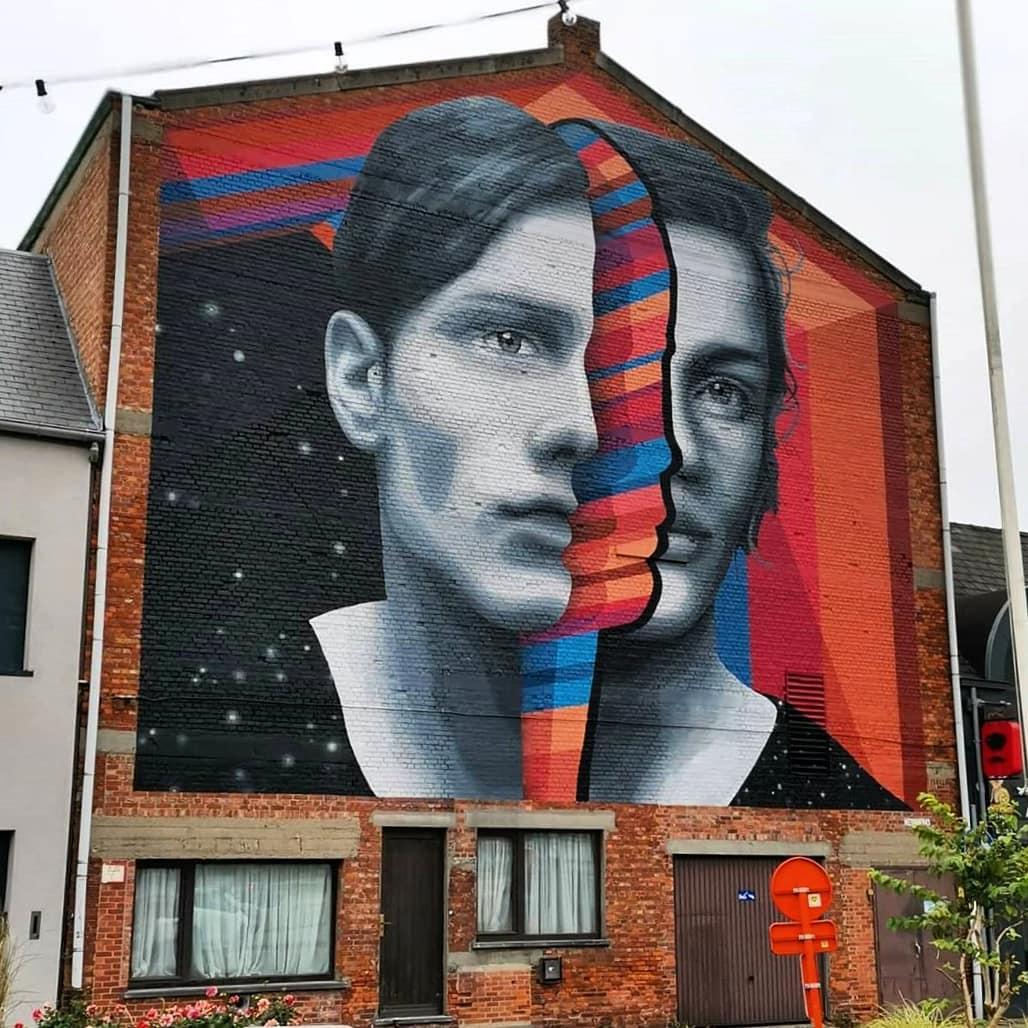 Medianeras @ Geel, Belgium