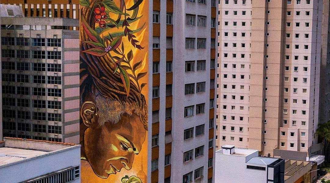 Mona Caron @ Sao Paulo, Brazil