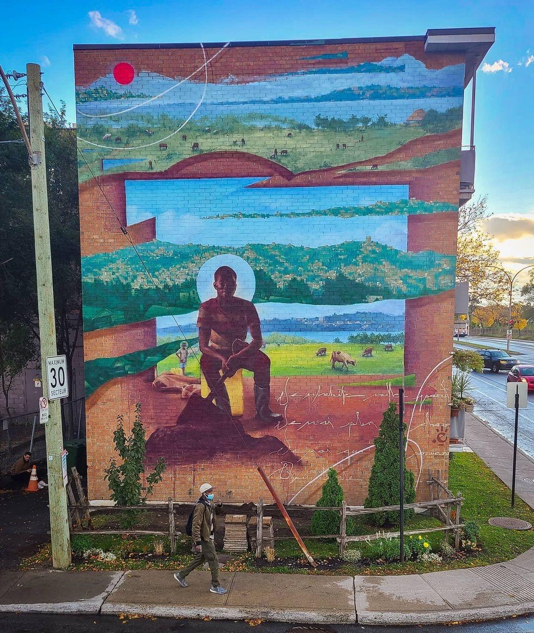Monk.E @ Montreal, Canada