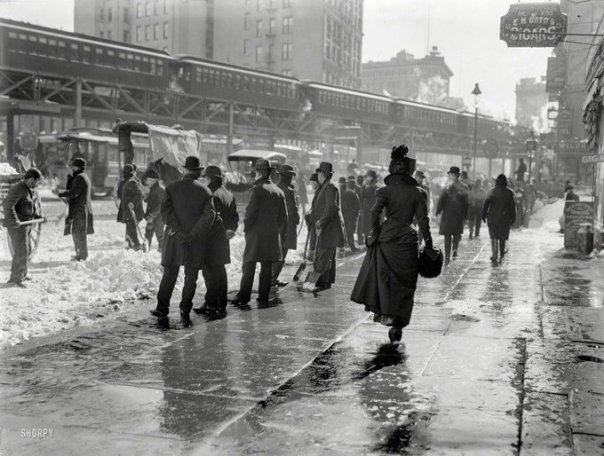 New York nel 1899