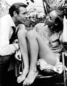 Sean Connery e Ursula Andress, 1962
