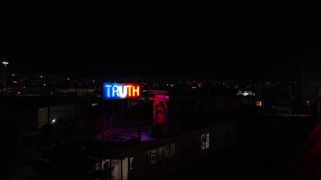 TRUTH/LIE by Stefan Brüggemann