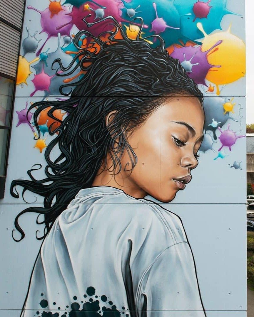 Vinie Graffiti + Akhine @ Lille, France