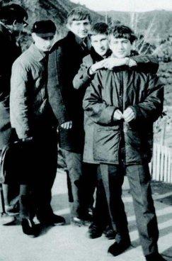 Vladimir Putin e i suoi amici d'infanzia (1969)