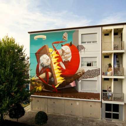 Zed1 @ Ravenna, Italy