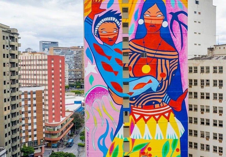 Daiara Tukano @ Horizonte, Brazil