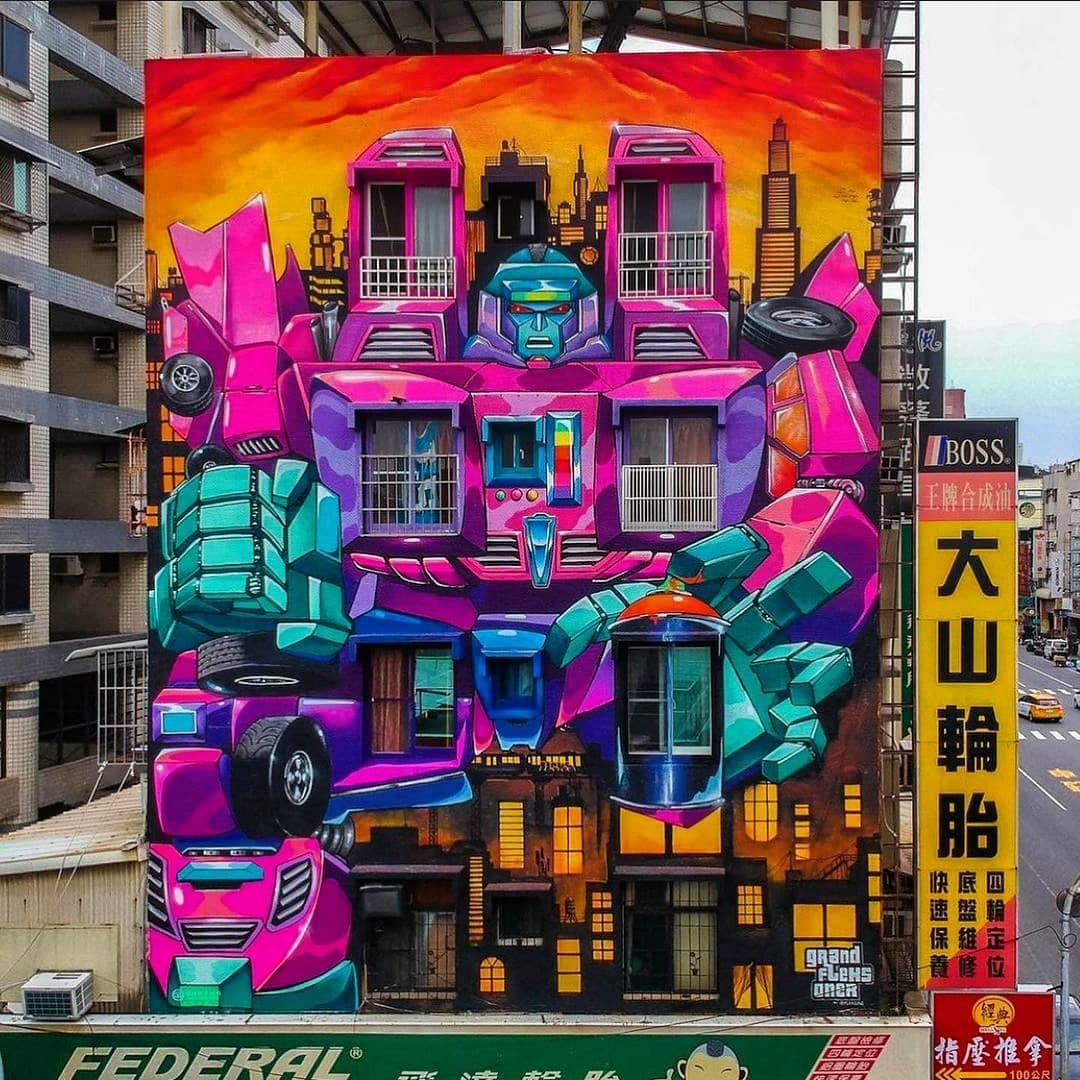 FLEKS @ Kaohsiung, Taiwan
