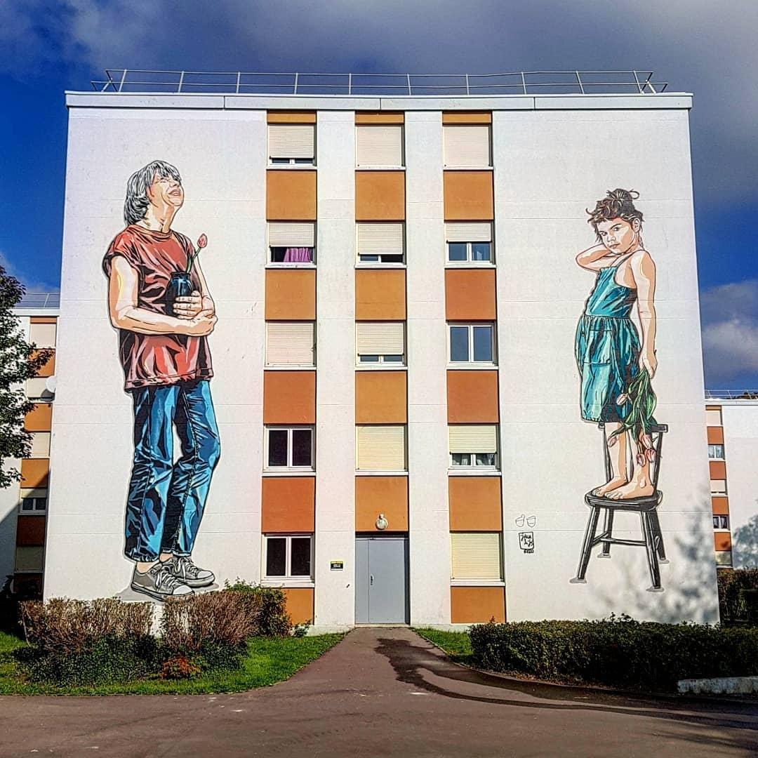 Jana und JS @ Combs-la-Ville, France