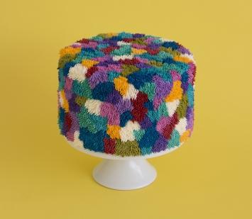 Shag Cakes by Alana Jones-Mann