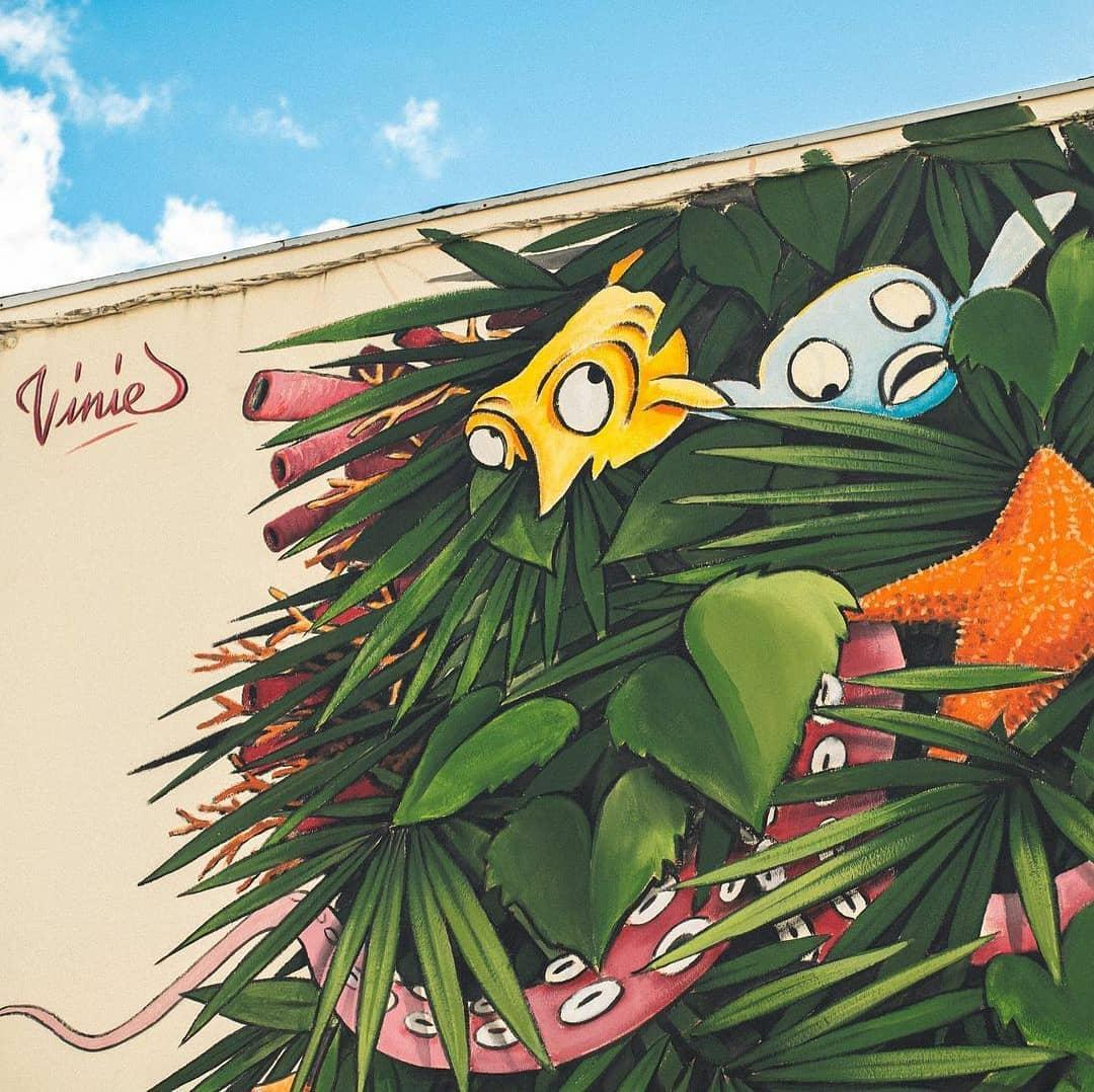 Vinie Graffiti @ Fort-de-France, Martinique, France
