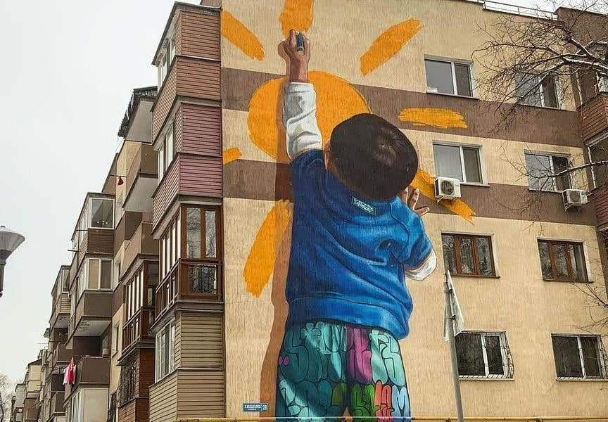 Zakir & Tanai @ Almaty, Kazakhstan