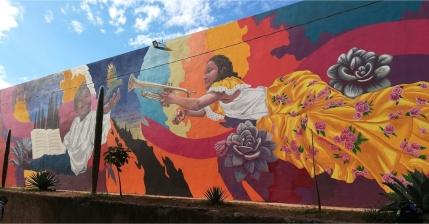 Axolotl Collective @ San Juan Bautista Cuicatlán, Mexico