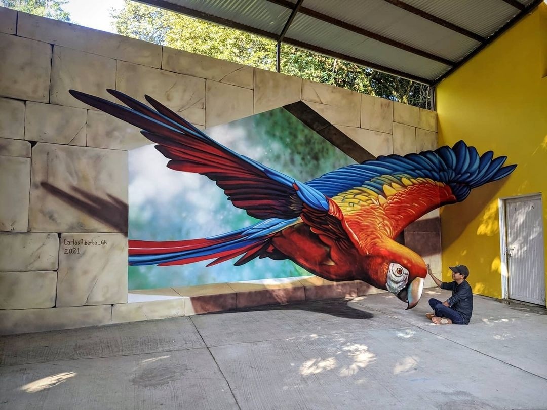 Carlosalberto GH @ Palenque, Mexico