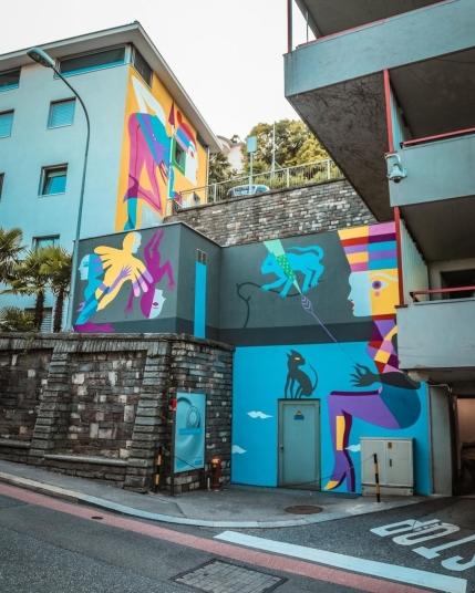 Gio Pistone @ Lugano, Switzerland