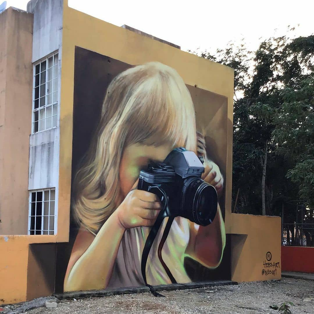 Hebs Art @ Playa del Carmen, Mexico
