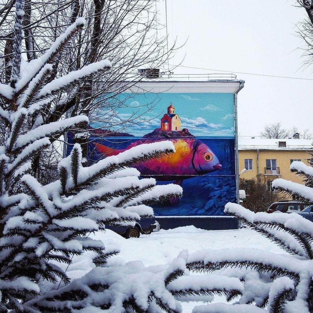 Ilya KaSatik @ Veliky Novgorod, Russia
