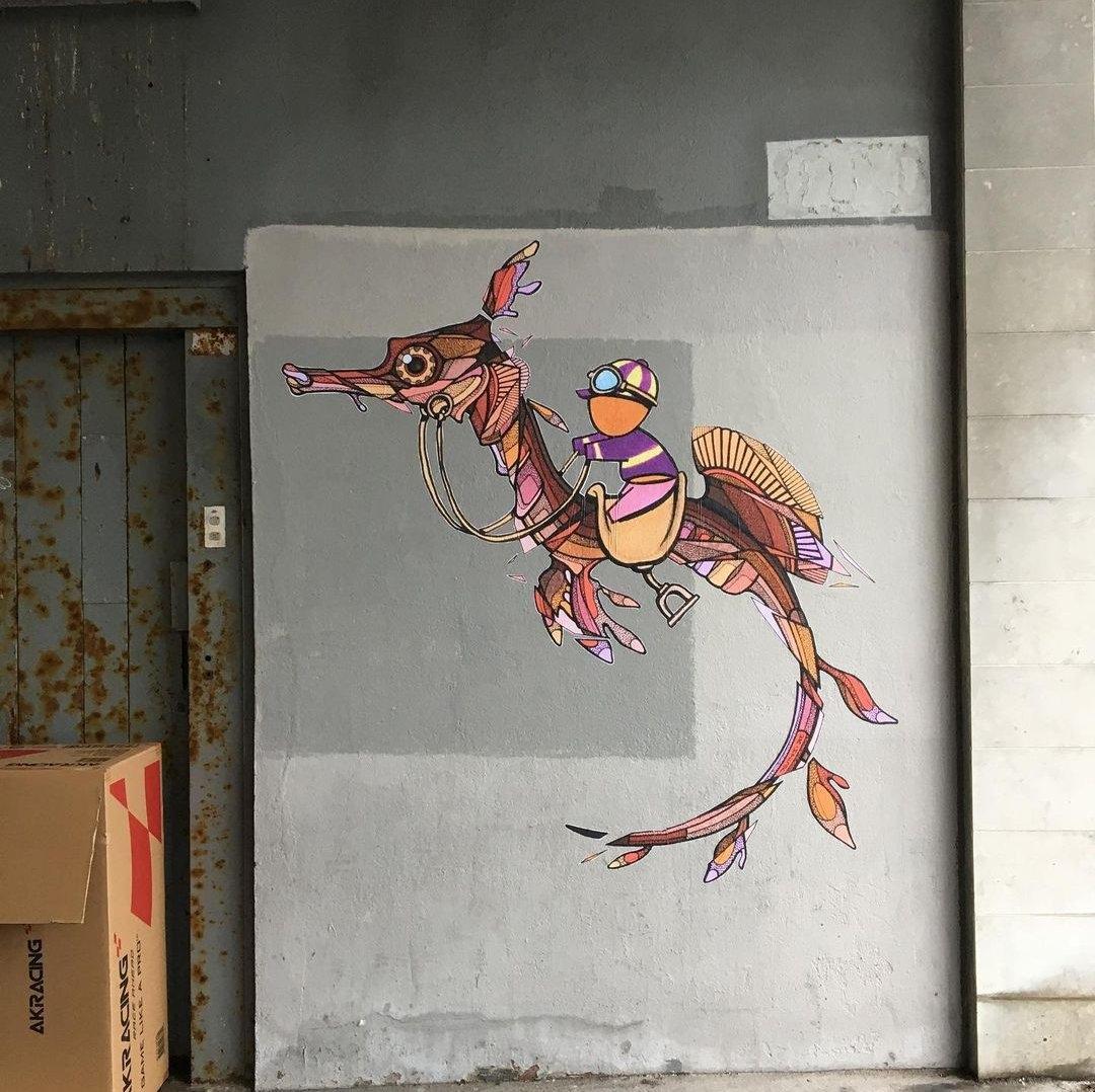 Jace Gouzou + Teuthis @ Le Havre, France