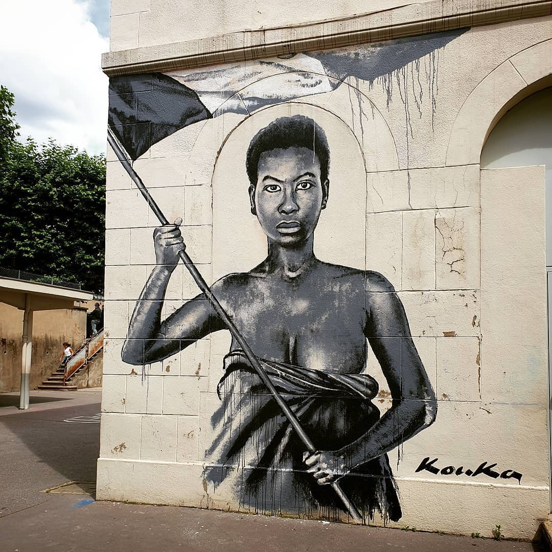 Kouka Ntadi @ Saint-Étienne, France