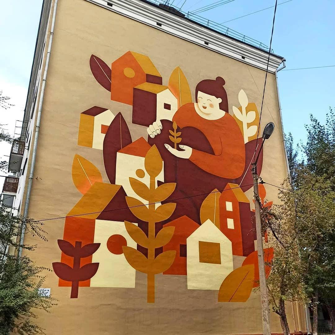 Krepki Palez @ Krasnoyarsk, Russia