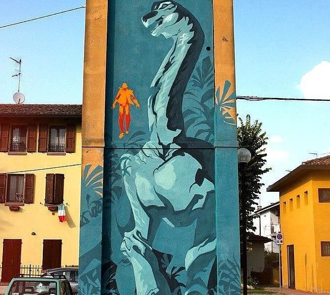 Luca Falesiedi @ Marmorta, Italy