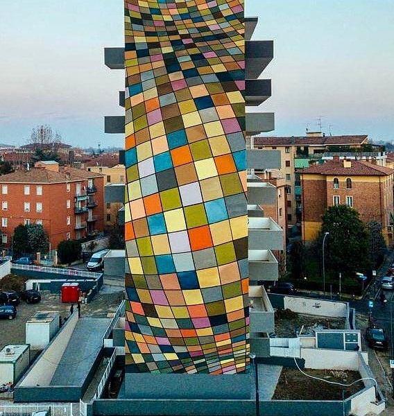 Peter Schuyff @ Bologna, Italy
