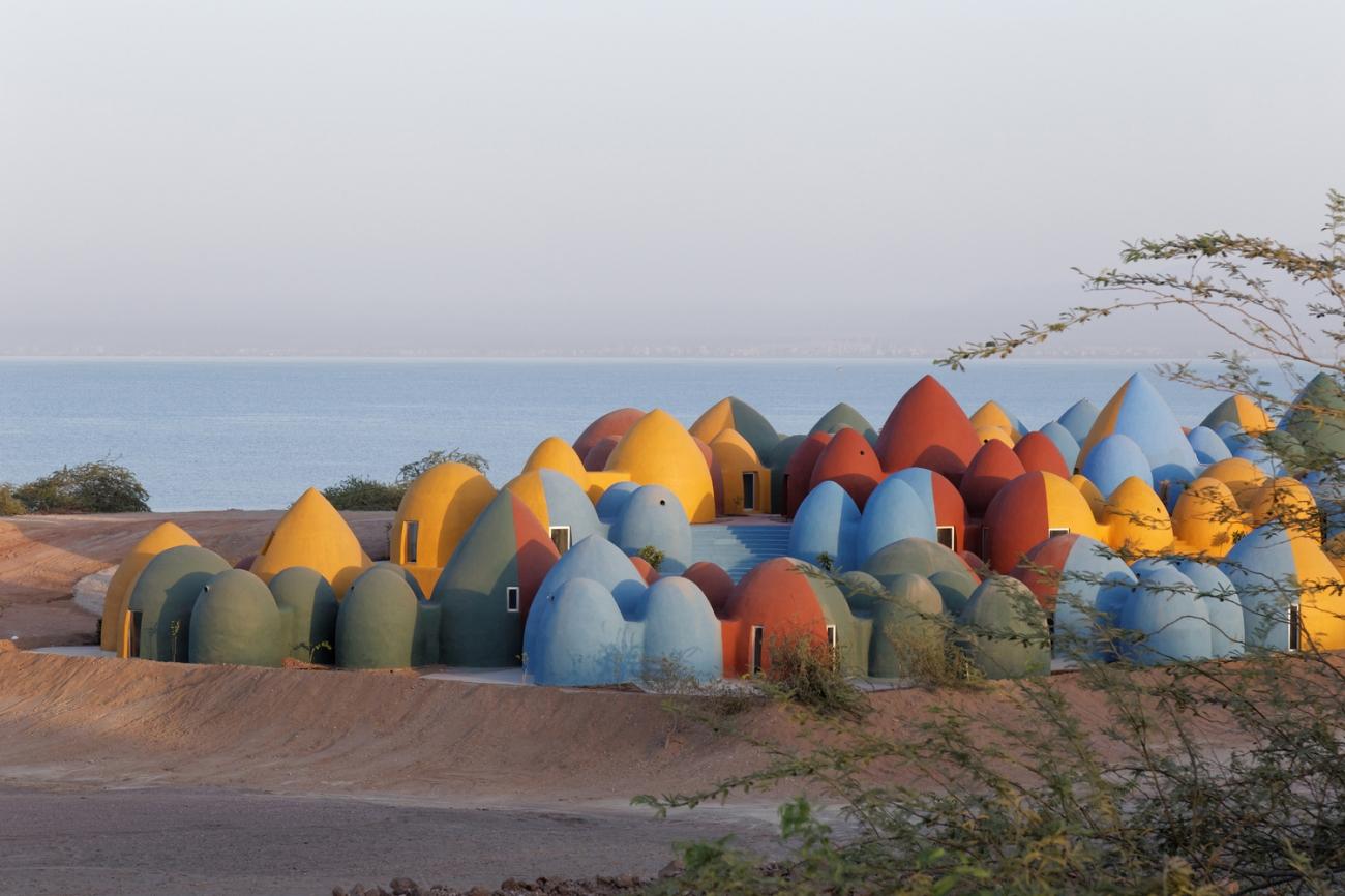 Presence in Hormuz by ZAV Architects