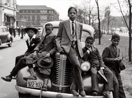 Ragazzi a Chicago, 1941