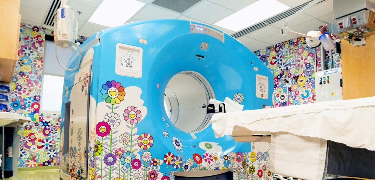 Takashi Murakami @ Children's National Hospital, Washington DC