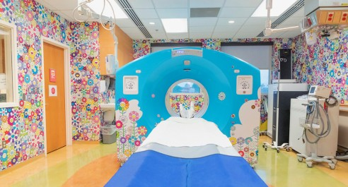 Takashi Murakami @ Children's National Hospital, Washington DC