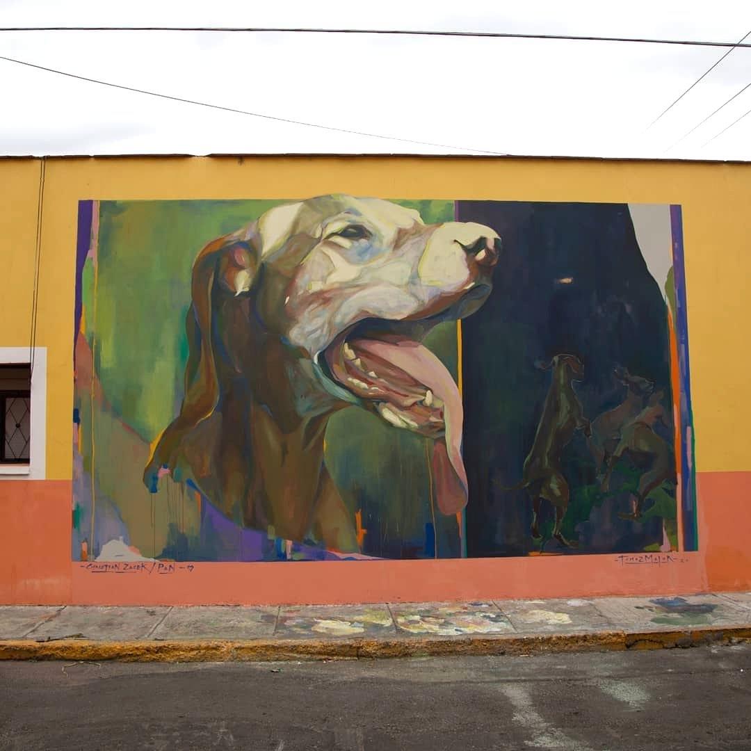 Tomaz Major @ San Andrés Cholula, Puebla, Mexico