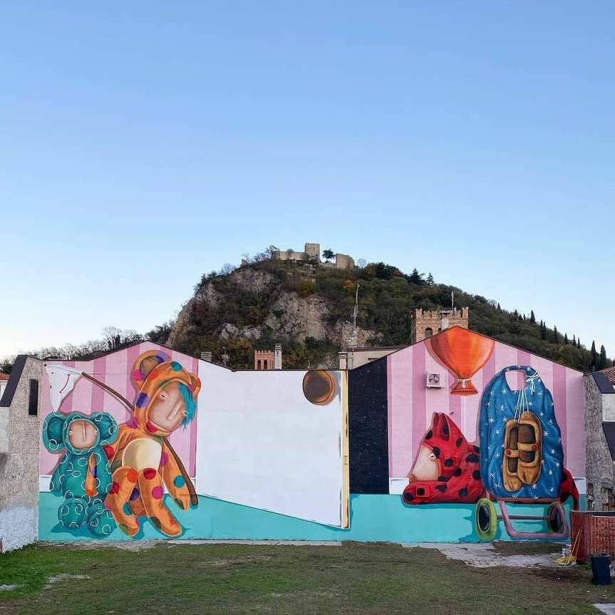 Tony Gallo @ Monselice, Italy