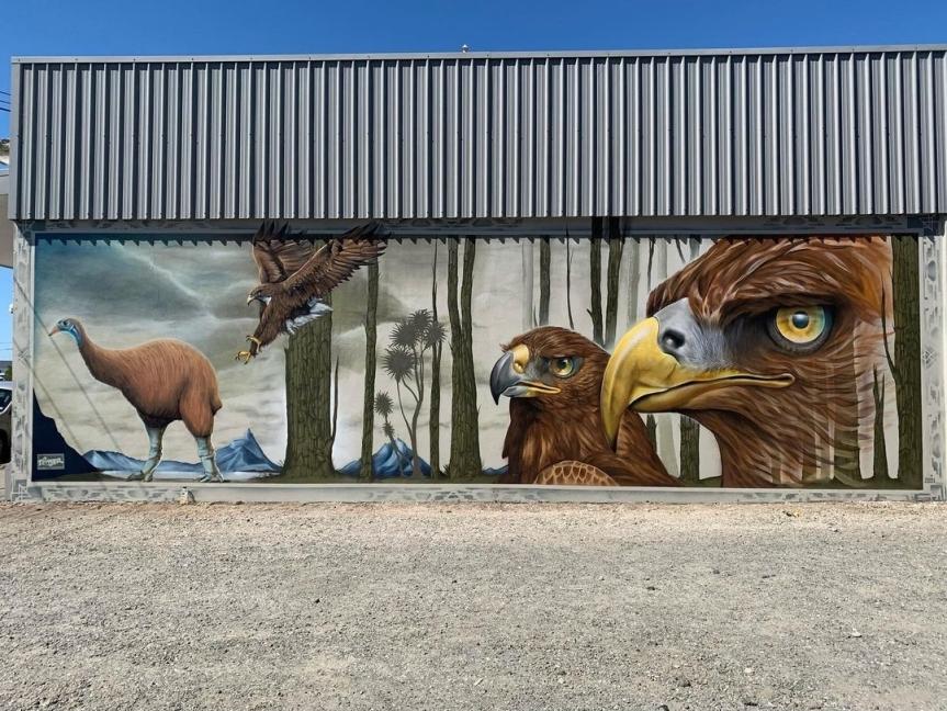 Dcypher @ Bluff, New Zealand