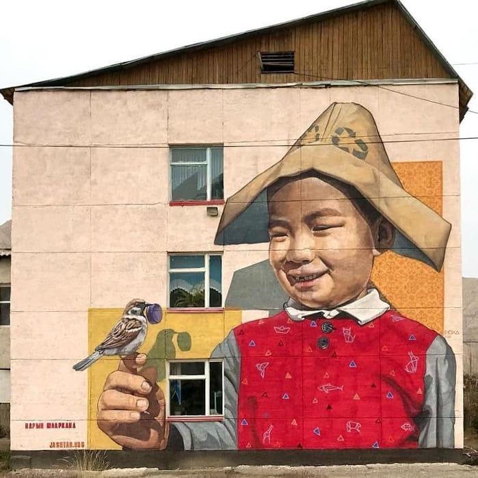 DOXA @ Naryn, Kyrgyzstan