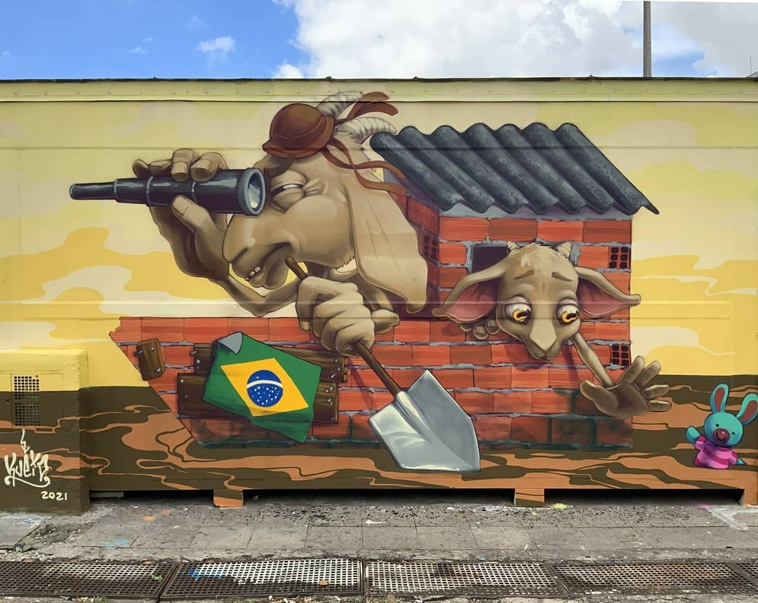 Kueio @ Sao Paulo, Brazil