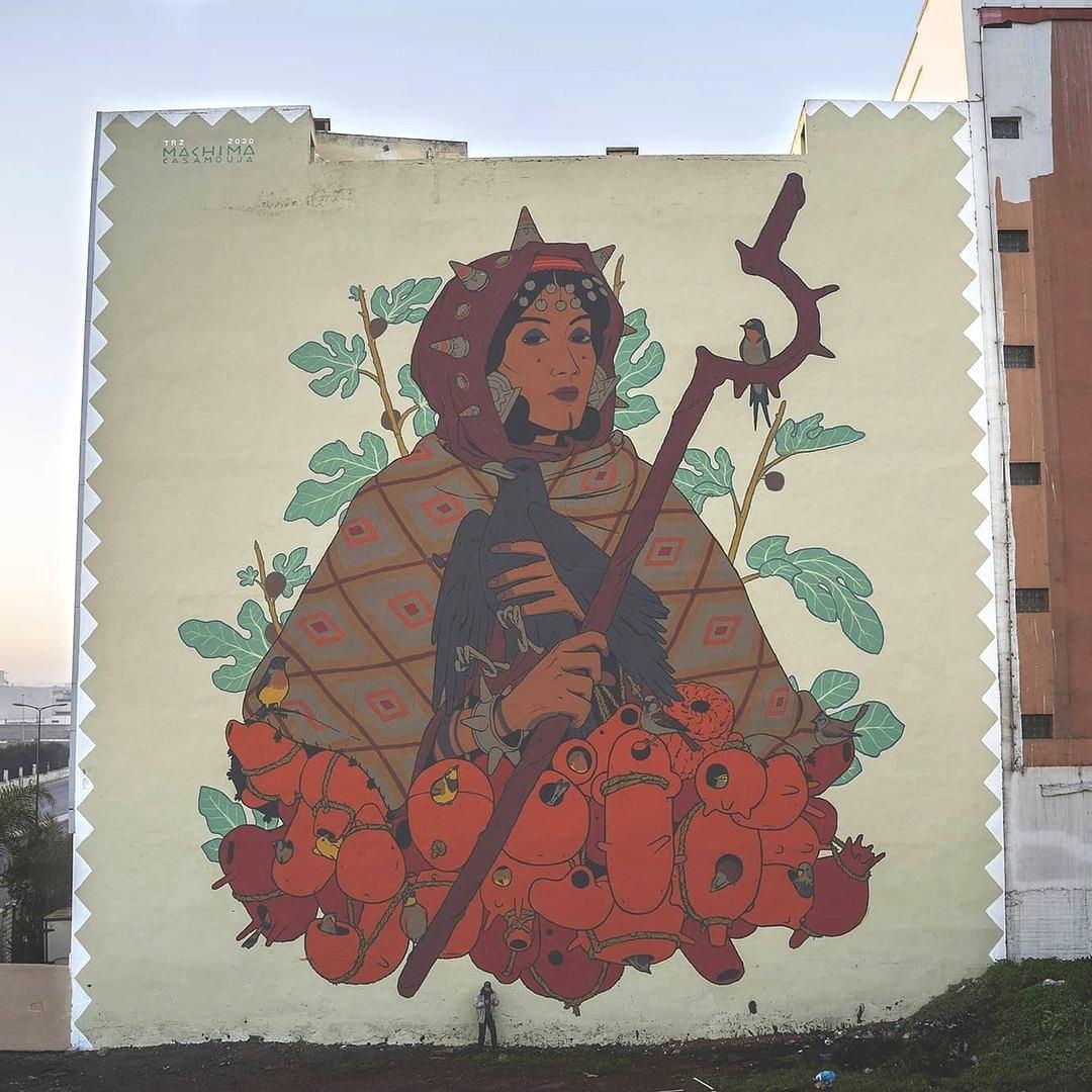 Machima @ Casablanca, Morocco