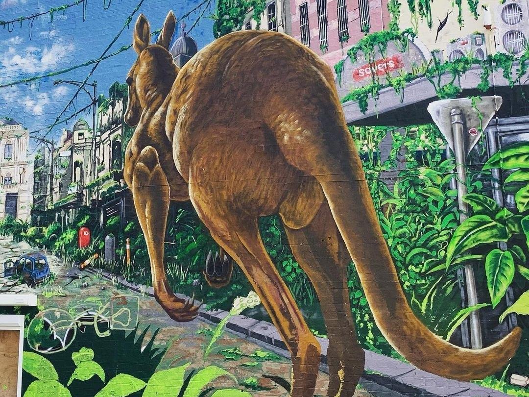 Mike Makatron @ Melbourne, Australia