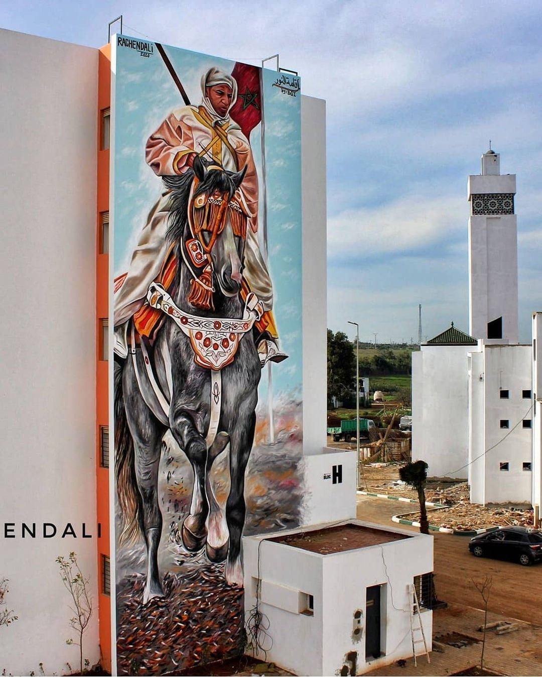 Mourad Rachendali @ Skhirat, Morocco