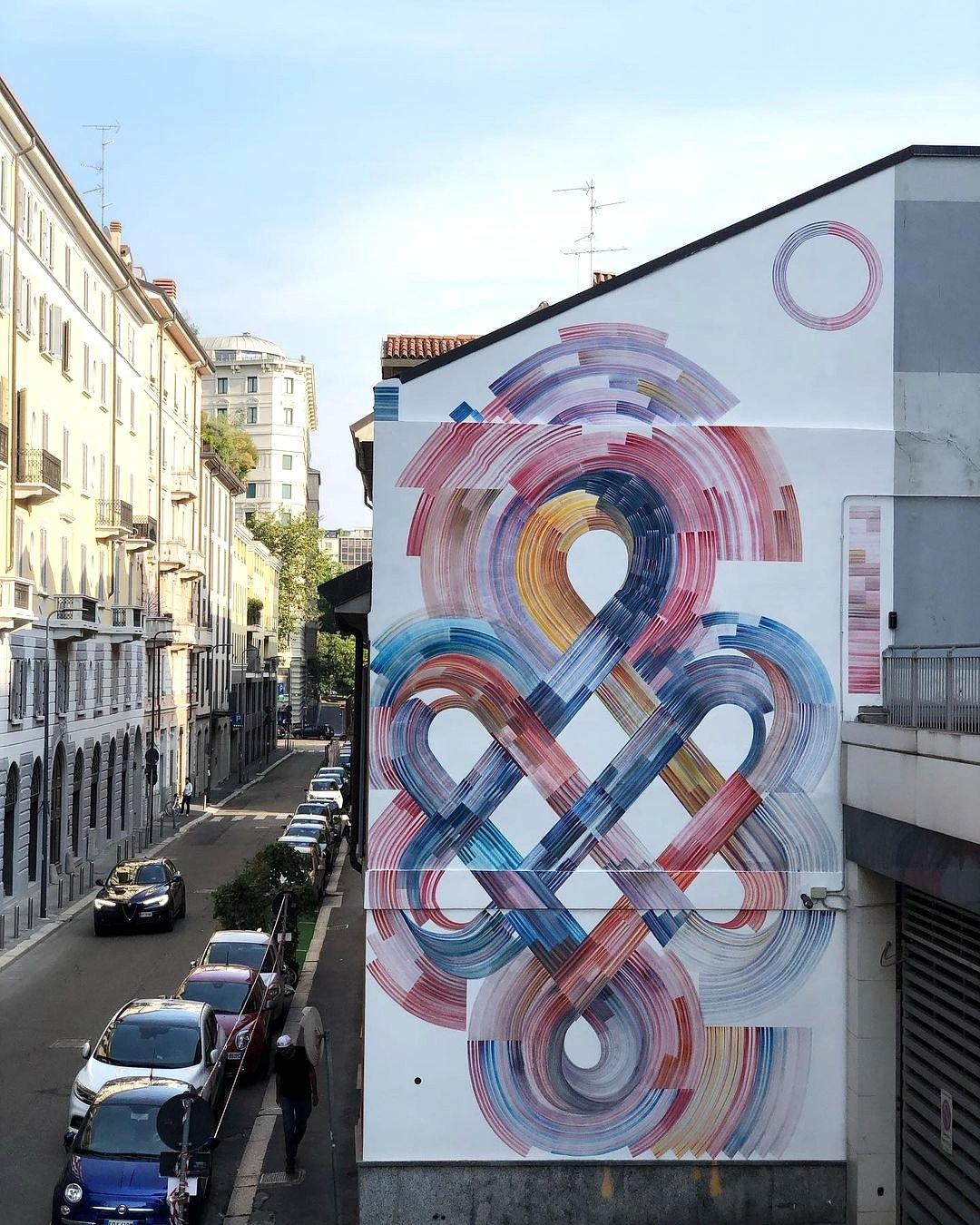 Never2501 @ Milan, Italy